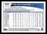 2013 Topps #629  Trevor Plouffe  Back Thumbnail