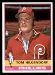1976 Topps #168  Tom Hilgendorf  Front Thumbnail