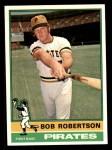 1976 Topps #449  Bob Robertson  Front Thumbnail