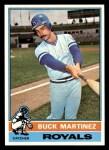 1976 Topps #616  Buck Martinez  Front Thumbnail