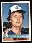 1976 Topps #641  Tom Paciorek  Front Thumbnail