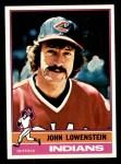 1976 Topps #646  John Lowenstein  Front Thumbnail
