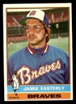 1976 Topps #511  Jamie Easterley  Front Thumbnail