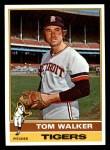 1976 Topps #186  Tom Walker  Front Thumbnail