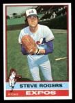1976 Topps #71  Steve Rogers  Front Thumbnail