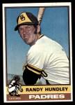 1976 Topps #351  Randy Hundley  Front Thumbnail