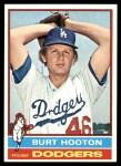 1976 Topps #280  Burt Hooton  Front Thumbnail