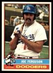 1976 Topps #329  Joe Ferguson  Front Thumbnail