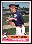 1976 Topps #209  Alan Ashby  Front Thumbnail