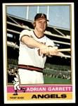 1976 Topps #562  Adrian Garrett  Front Thumbnail