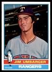 1976 Topps #7  Jim Umbarger  Front Thumbnail
