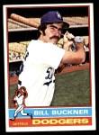 1976 Topps #253  Bill Buckner  Front Thumbnail