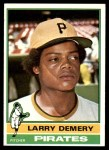 1976 Topps #563  Larry Demery  Front Thumbnail