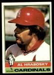 1976 Topps #315  Al Hrabosky  Front Thumbnail