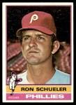 1976 Topps #586  Ron Schueler  Front Thumbnail