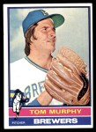 1976 Topps #219  Tom Murphy  Front Thumbnail