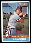 1976 Topps #83  Jim Spencer  Front Thumbnail