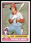 1976 Topps #114  Jay Johnstone  Front Thumbnail
