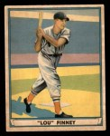 1941 Play Ball #30  Lou Finney  Front Thumbnail