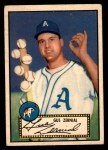 1952 Topps #31 RED Gus Zernial  Front Thumbnail