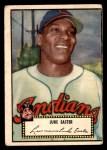 1952 Topps #24  Luke Easter  Front Thumbnail