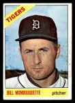 1966 Topps #429  Bill Monbouquette  Front Thumbnail