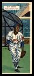 1955 Topps Double Header #77 #78 Dave Hoskins / Warren McGhee  Front Thumbnail
