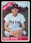 1966 Topps #419  Mike Ryan  Front Thumbnail