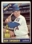1966 Topps #35  Ron Swoboda  Front Thumbnail