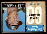 1968 Topps #368   -  Gene Alley All-Star Front Thumbnail