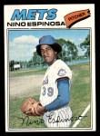 1977 Topps #376  Nino Espinosa  Front Thumbnail