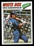 1977 Topps #273  Eric Soderholm  Front Thumbnail