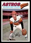 1977 Topps #481  Roger Metzger  Front Thumbnail