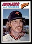 1977 Topps #449  Al Fitzmorris  Front Thumbnail