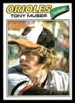 1977 Topps #251  Tony Muser  Front Thumbnail