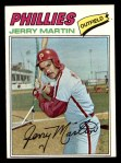 1977 Topps #596  Jerry Martin  Front Thumbnail