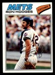 1977 Topps #329  Ron Hodges  Front Thumbnail