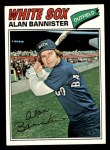 1977 Topps #559  Alan Bannister  Front Thumbnail