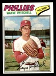 1977 Topps #444  Wayne Twitchell  Front Thumbnail