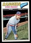 1977 Topps #459  Steve Foucault  Front Thumbnail