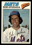 1977 Topps #225  Bob Apodaca  Front Thumbnail