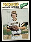 1977 Topps #294  Doc Medich  Front Thumbnail
