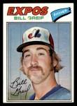 1977 Topps #112  Bill Greif  Front Thumbnail
