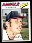 1977 Topps #155  Joe Rudi  Front Thumbnail