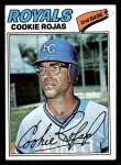 1977 Topps #509  Cookie Rojas  Front Thumbnail