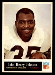 1965 Philadelphia #147  Joe Henry Johnson  Front Thumbnail