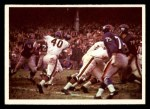 1966 Philadelphia #39   -  Gale Sayers / Ron Bull Chicago Bears Front Thumbnail