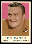 1959 Topps #71  Ken Panfil  Front Thumbnail