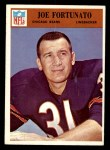 1966 Philadelphia #33  Joe Fortunato  Front Thumbnail