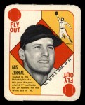 1951 Topps Red Back #36 PHL Gus Zernial  Front Thumbnail